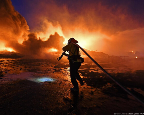 California Wildfires Header Image