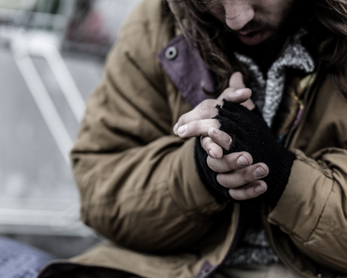 Helping the Homeless During the Holidays