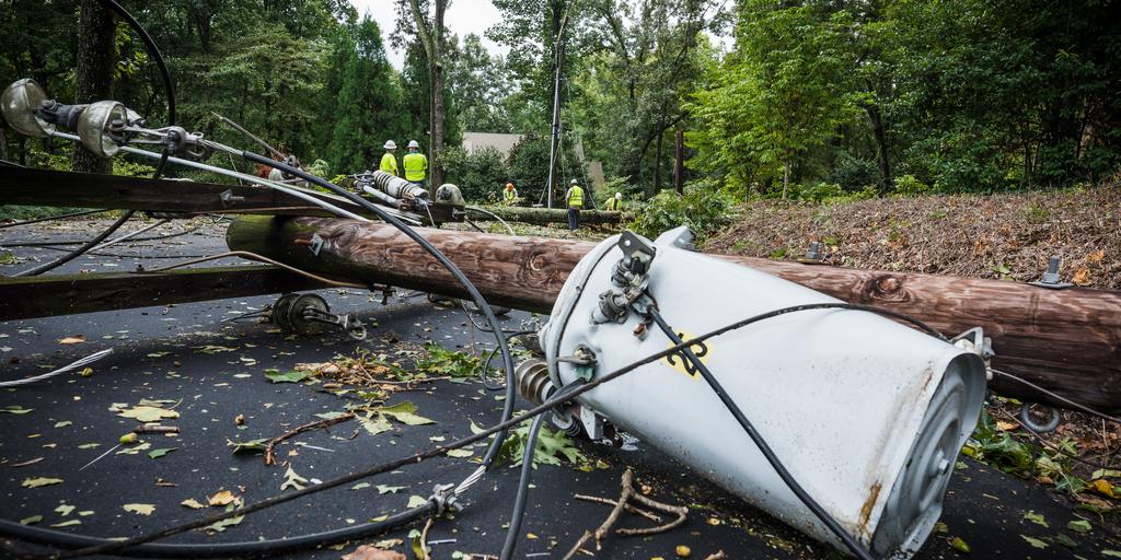 Derecho Storm in the Midwest Header Image