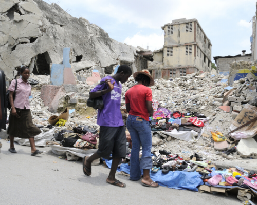 Haiti, Still in Need: 10 Years Since the Earthquake