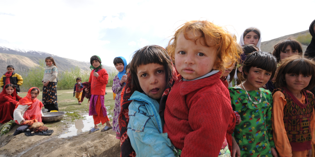 Crisis in Afghanistan Header Image