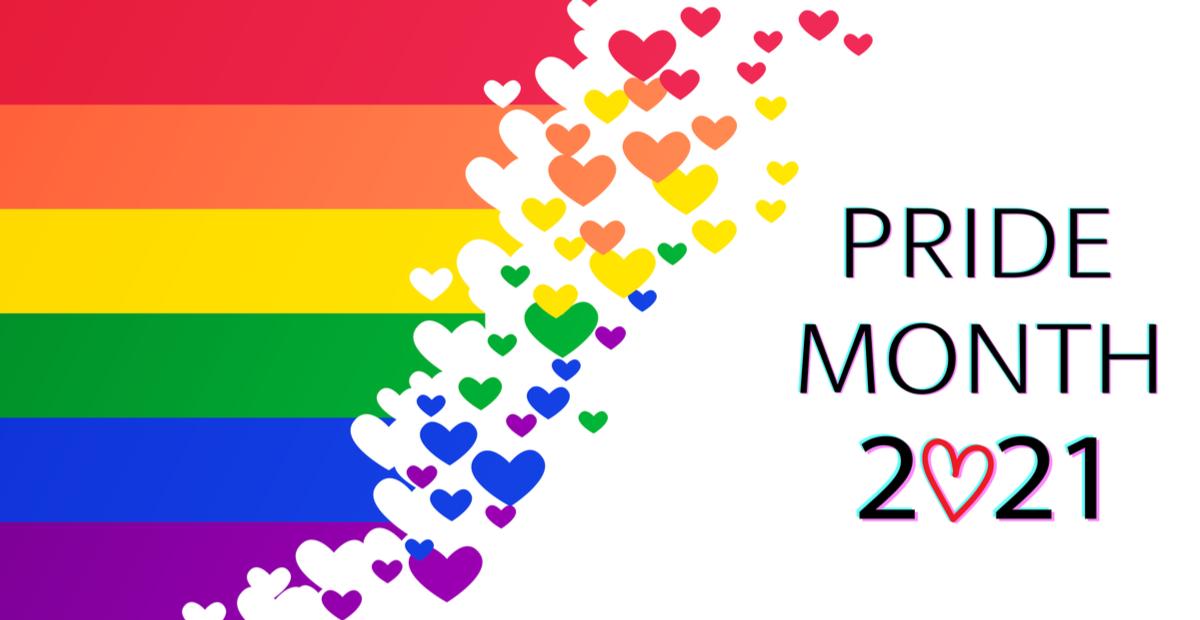 LGBTQIA+ Pride Month Header Image