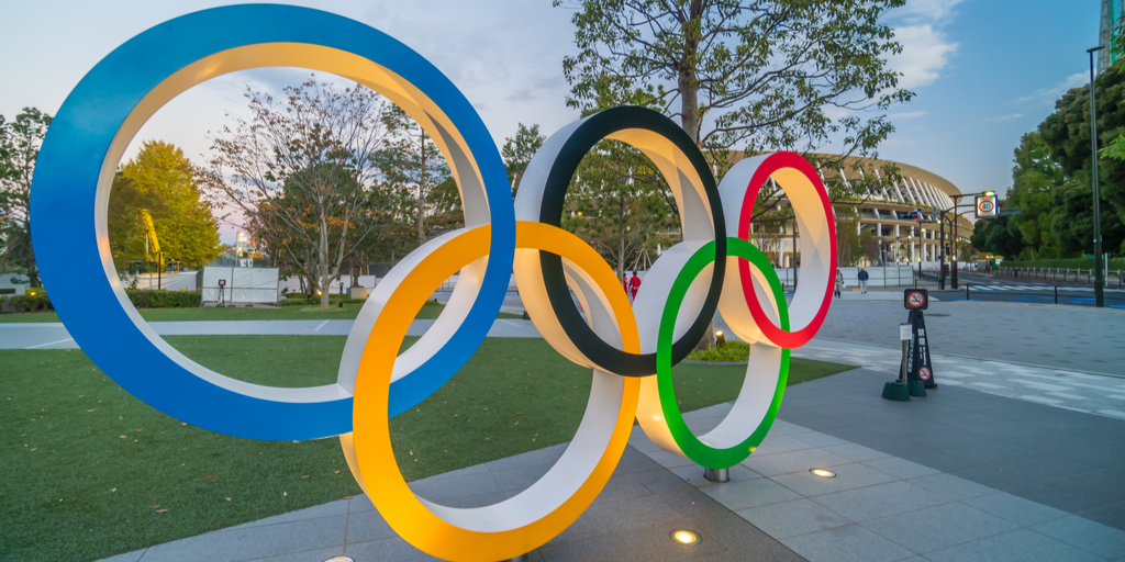 2020 Olympic Games & Sports Organizations: Support Professional & Amateur Athletes Header Image