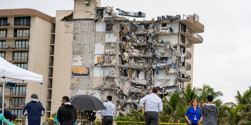 Surfside Condominium Tragedy Header Image