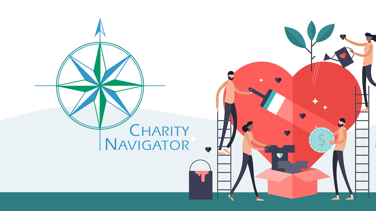 Charity Navigator Encompass Rating System™ Header Image